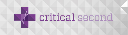 Critical Second – Nursing Cards Logo
